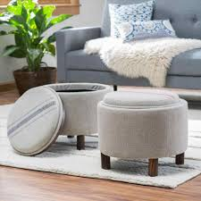 Ottoman With Tray Small Ottoman With Tray Sofa Cope