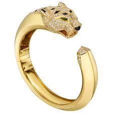 ring cuff bracelet images Cartier diamond onyx panthere cuff bracelet betteridge jpg