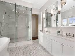 bathroom carrara marble master bath flip house update bathroom