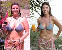 before and after pictures raw food diet detox reboot