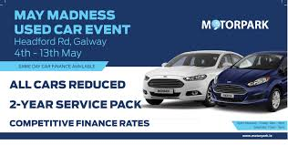 peugeot used car event motorpark motorpark used car sale galway