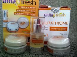 Salep Garabiotic gluta fresh glutathione whitening series 3 in 1 pusat penjualan