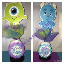 Monster Inc Baby Shower Decorations She U0027s A Crafty 46 Photos Party Supplies Highland Park