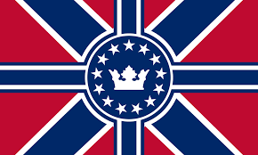 Joseph Stalin Flag Flag Of The British Chancellorate By Generalhelghast On Deviantart