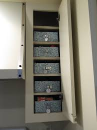 Spice Cabinet Organization Sew Many Ways Organize Your Life One Spot At A Time