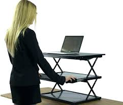sit and stand desk platform stand up desk chair polrestadepok info