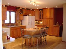 Kitchens Hickory Wooden Kraftmaid Kitchen Cabinets With Square - Consumer reports kitchen cabinets