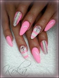 best 20 summer nails almond ideas on pinterest u2014no signup required