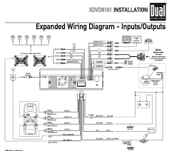 wiring diagram xd1228 installation fuse with dual car stereo