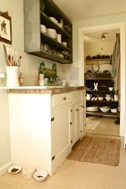 galvanized pipe fittings kitchen traditional with eclectic
