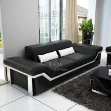 canapé design de luxe salon set de canapés design 3 3 torino en cuir pop design fr