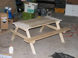 Ana White Preschool Picnic Table Diy Projects by Ana White Preschool Picnic Table With Alterations Diy Projects