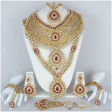 indian bridal necklace images 37 best indian bridal necklace jewelry set images jpg