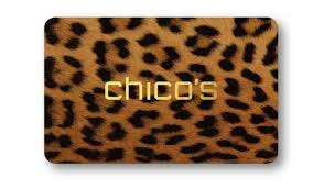 chicos gift card chicos egift card terms and conditions chicos