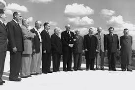 Israel Ministry Of Interior The Governments Of Israel Second Government October 30 1950