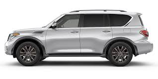 silver nissan 2017 nissan armada exterior colors big nissan in cleveland