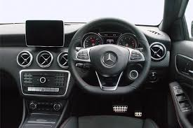 mercedes benz silver lightning interior new mercedes benz a class diesel hatchback a200d sport premium