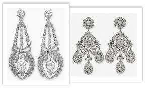 Diamond Chandeliers Antique Diamond Earrings Spruce Up Your Style Quotient