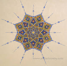 traditional design geometry illumination and beyo anita chowdry visual artist