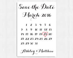 digital save the date heart save the date card photo save the date card
