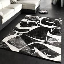 Tapis Salon Noir Et Blanc by Beautiful Tapis Salon Nour Et Gris Ideas Awesome Interior Home