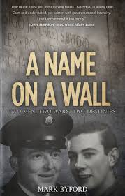 a name on a wall by mark byford penguin books australia