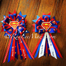 superman ribbon superman baby shower corsage to be corsage superman