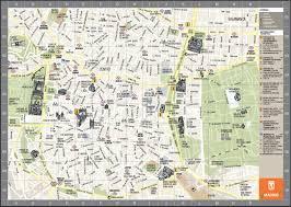Madrid Map Madrid Lessons Tes Teach