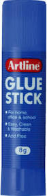 Acid Free Photo Album Artline Small Acid Free Glue Stick 8g