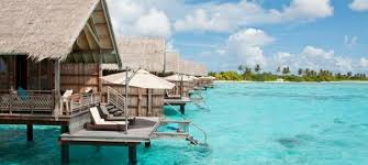holidays water the best water villa resorts in the maldives