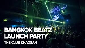 party rock halloween 2017 zombie disco halloween party at the club khaosan siam2nite