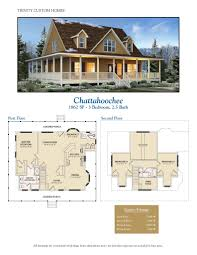 Custom Home Plans And Pricing by Floor Plans Trinity Custom Homes Georgia