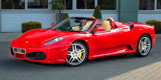 ferrari spider ferrari f430 spider 2007 gve luxury vehicles london