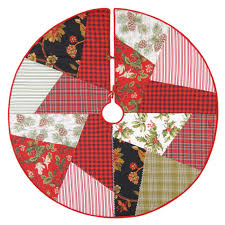 Quilted Christmas Tree Skirts To Make - crazy quilt christmas tree skirt 54