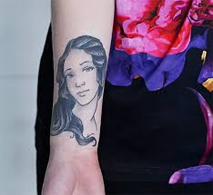 197 best celeb tattoos images on pinterest actresses black and