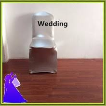 cheap chair covers for sale compare prices on silver chair covers online shopping buy low