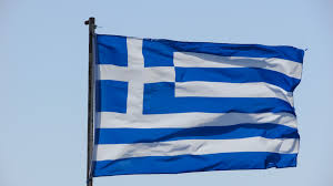 Greece Flag Colors Free Images Wind Advertising Country Europe Greek Banner