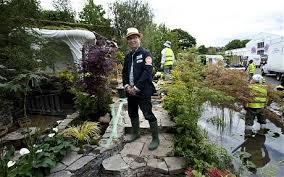 chelsea flower show u0027paradise u0027 garden rises from rubble of japan