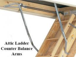 52 attic ladder arm replacement spreader owner 039 s guide to