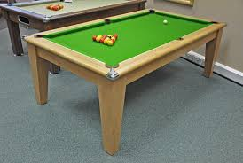 Pool Table Dining Table Classic Pool Dining Table 6ft 7ft Free Delivery