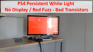 ps4 won t turn on white light ps4 flashing white light fix the best white of 2018