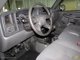 2003 Chevy Silverado Interior Dark Charcoal Interior 2004 Chevrolet Silverado 1500 Ls Regular
