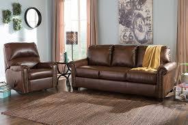 amazon com ashley 3800039 lottie durablend chocolate queen sofa