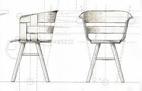 wick chair scandinavian design by jesper ståhl u0026 karl malmvall