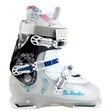 used s ski boots size 9 dalbello raya 9 ski boots s 2013 used evo