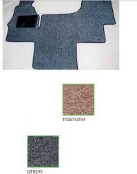tappeti in moquette tappetini in moquette per renault master dal 2007 al 05 2010