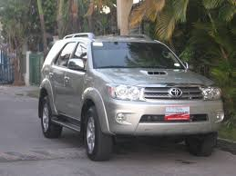 lexus rx vs toyota fortuner toyota fortuner 4 0 2005 auto images and specification
