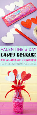 s day candy hearts s day donuts candy bouquet gift idea happiness is