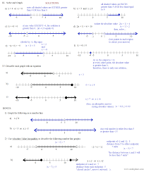 worksheets for all and share free on absolute value equations worksheet nettpos inequalities
