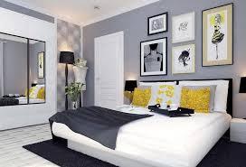 d coration mur chambre coucher couleur de peinture pour chambre tendance en 18 photos avec